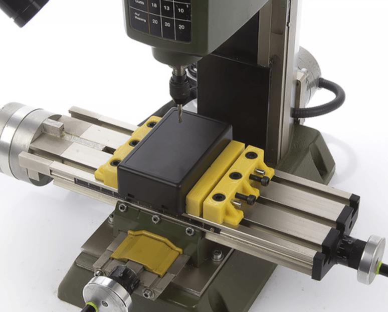 Capture d'écran 2018-04-26 à 10.56.52.png Télécharger fichier STL gratuit Etau pour Proxxon MF70 MF70 • Design à imprimer en 3D, perinski