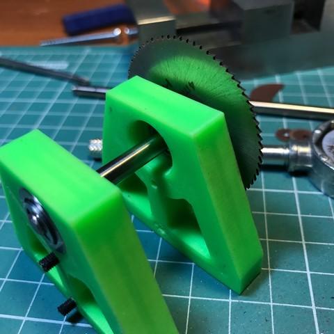 7.jpg Download free STL file Table SAW • 3D print object, perinski