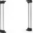 Download free 3D model Clamp for iPad 4 on a tripod, perinski