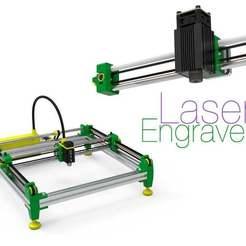 Laser-Engraver.jpg Télécharger fichier STL gratuit Graveur laser • Modèle à imprimer en 3D, perinski