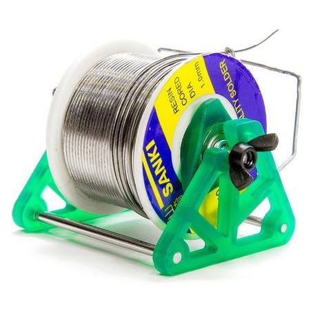 Download free 3D printer designs Solder Spool Holder width Masked SLA 3D Printing Technology, perinski