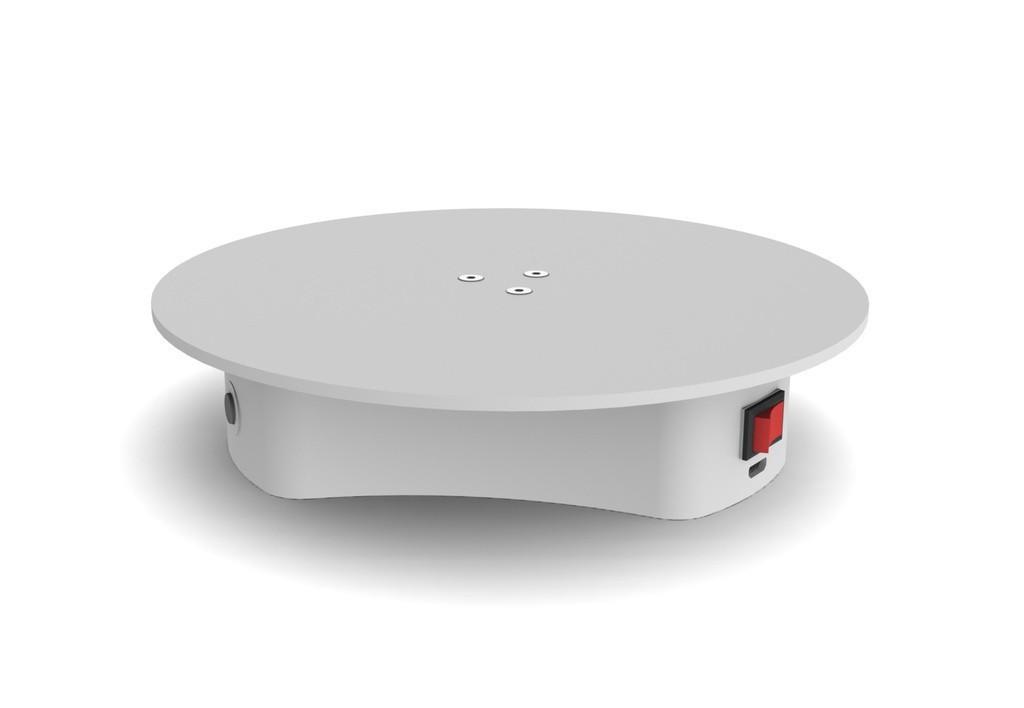 394659692a460258b45a99f1424ea357_display_large.jpg Télécharger fichier STL gratuit Table tournante pour la peinture • Design à imprimer en 3D, perinski