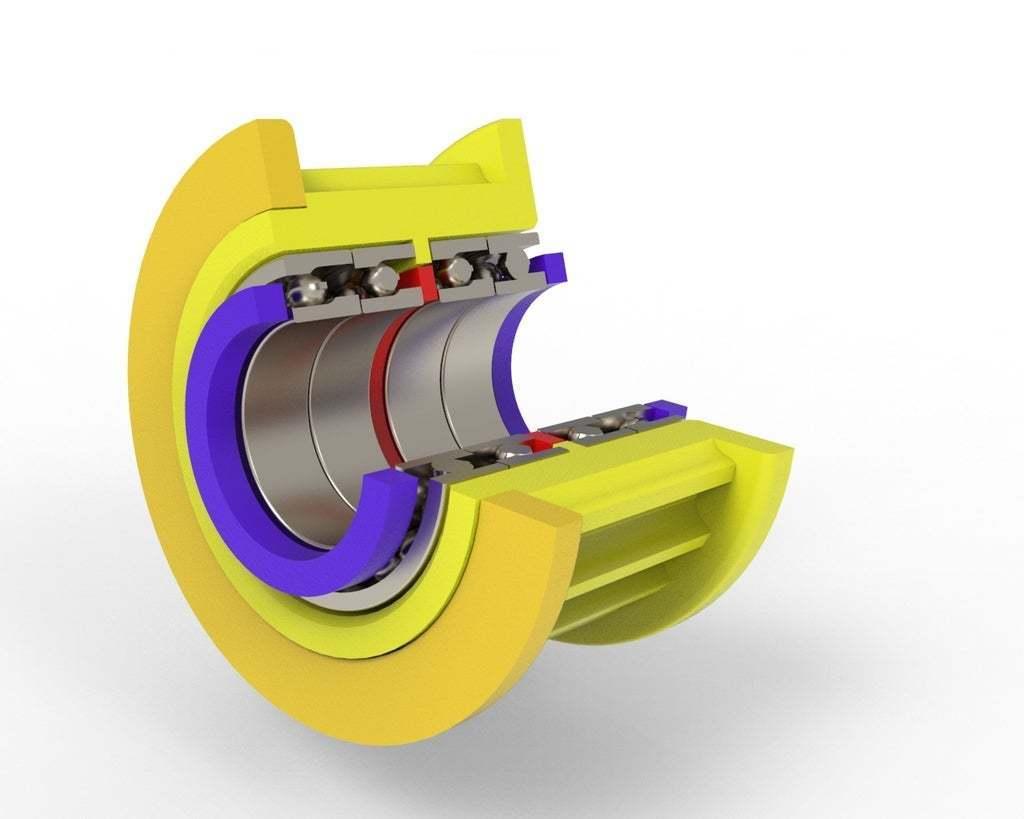 GT2T20.jpg Télécharger fichier STL gratuit Poulie GT2 de haute précision • Objet imprimable en 3D, perinski