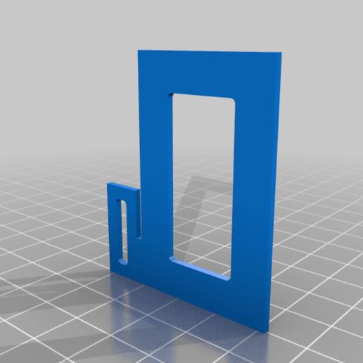 Frame_D.png Télécharger fichier STL gratuit Nettoyant pour panne à souder • Modèle à imprimer en 3D, perinski