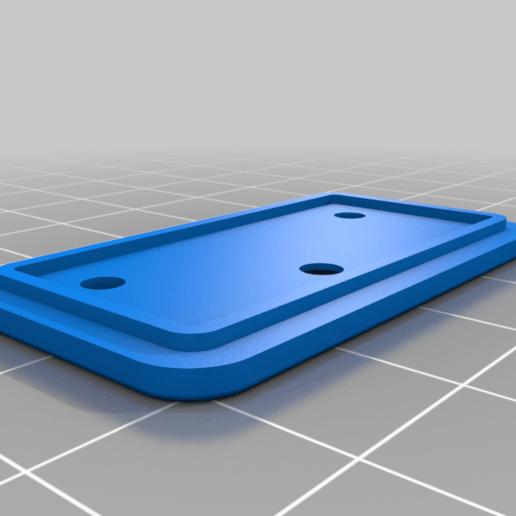 Case_B.png Télécharger fichier STL gratuit Testeur d'optocoupleurs facile • Objet à imprimer en 3D, perinski