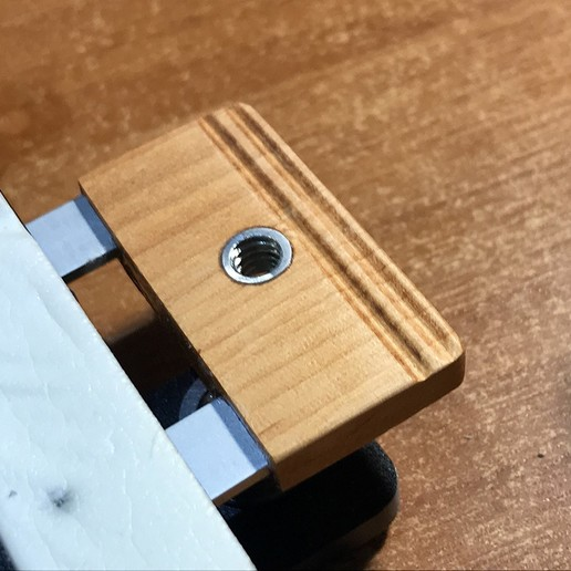 03450.jpg Télécharger fichier STL gratuit Nouvelle motion linéaire pour Prusa i4 • Objet imprimable en 3D, perinski