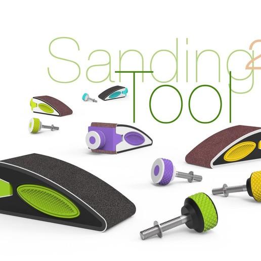 Sanding-Tool-2-1.jpg Télécharger fichier STL gratuit Outil de ponçage 2 • Objet pour impression 3D, perinski