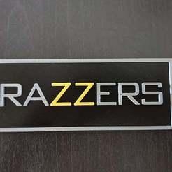 Télécharger plan imprimante 3D Brazzers Logo, stormz85