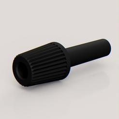 Free 3D print files Trip Odometer Knob (for Suzuki GS500/GS500F), idmadj