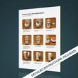 3D printing model Clean & Minimal Google Home Mini Outlet Mount, idmadj