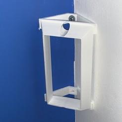 Download free 3D printing designs Logitech Z533 Speaker Holder, vanderluc