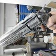 STL files Laconic Exotic Weapon ornament hand cannon - Destiny 2 Forsaken 3D print model, IvanVolobuev