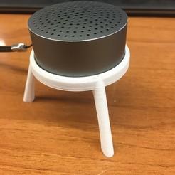 Plan 3D Xiaomi My Bluetooth Prise en charge des haut-parleurs du haut-parleur Bluetooth, shonduvilla