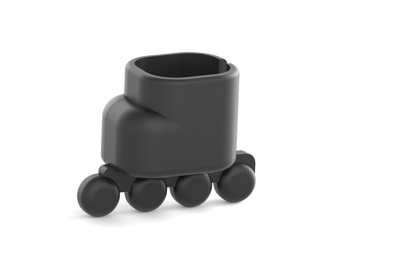 2.jpg Download STL file PATIN LOL SURPRISE • 3D printing template, shonduvilla