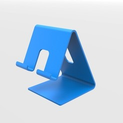 Free 3d print files Mobile holder, shonduvilla
