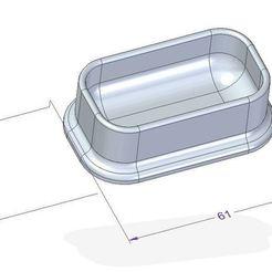 comedero1.JPG Télécharger fichier STL Abreuvoir à hamster / abreuvoir • Design pour impression 3D, shonduvilla