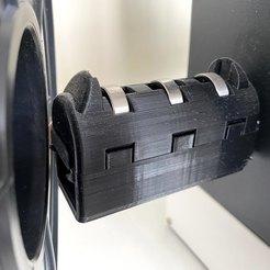 IMG_2423.jpg Download STL file 3d Monoprice mini 3d printer arm • 3D printable model, shonduvilla