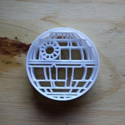 Descargar STL Cookie Cutter Death Star, rodocraft