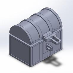Download 3D model Old Box, AABBCC