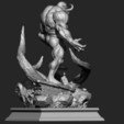 8.JPG Download STL file Super Venom - Marvel 3D print model • 3D printer model, Bstar3Dart
