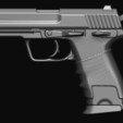 STL Gun , Bstar3Dprint