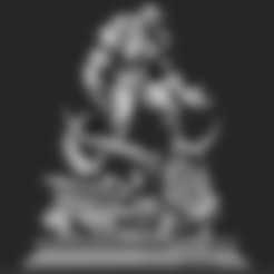 Fichier impression 3D Super Venom - Modèle d'impression 3D Marvel, Bstar3Dprint