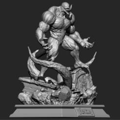 3D print model Super Venom - Marvel 3D print model, Bstar3Dprint