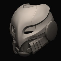STL files Celestial Nighthawk exotic helmet For Cosplay, Bstar3Dprint