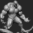 13.JPG Download STL file Super Venom - Marvel 3D print model • 3D printer model, Bstar3Dart