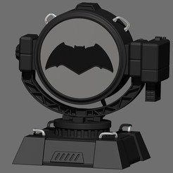 stl Base de Luz Nocturna para Batman - Superman - Justice League, blackstar90