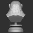 5.JPG Download OBJ file Koba Monkey • 3D print model, Bstar3Dart