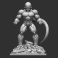 Download 3D print files Frieza - Dragon Ball Z, Bstar3Dart