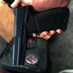 Télécharger plan imprimante 3D Pistolet, Bstar3Dart