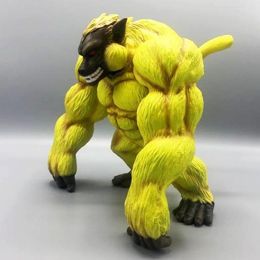 Download 3D print files Oozaru - Goku - Dragonball Z, Bstar3Dart