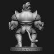 Download 3D printer designs Oozaru Baby - Dragon ball - 3D print model , Bstar3Dart