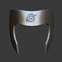 3D print files Tobirama Senju Mask - Second Hokage - Naruto Cosplay 3D print model, Bstar3Dprint