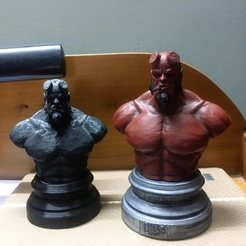 3D printing model HELLBOY 2019, Bstar3Dprint
