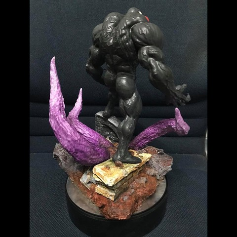 52889833_10218702745418848_4654950679993909248_n.jpg Download STL file Super Venom - Marvel 3D print model • 3D printer model, Bstar3Dart