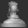 4.JPG Download STL file Zombie Hunter Bust  • Template to 3D print, Bstar3Dart