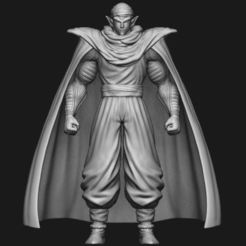 Download 3D printing files Piccolo - Dragonball Z, Bstar3Dart