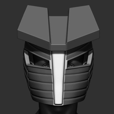 8.JPG Download STL file Destroyer Helmet from Marvel 3D print model • 3D printer object, Bstar3Dart