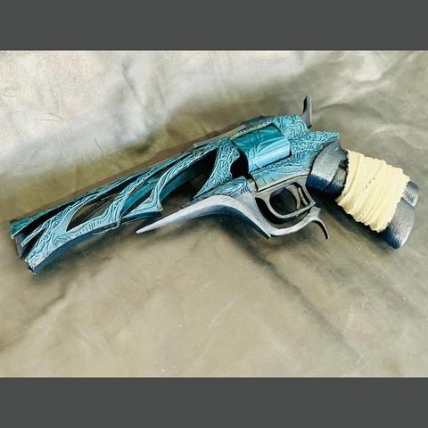 Download 3D print files Malfeasance Gun, Bstar3Dart