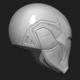 Download STL files IRONMAN HELMET - MARK 85 - FROM INFINITY WAR - ENDGAME - MARVEL, Bstar3Dart