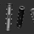 17.JPG Download OBJ file AXE-Warhammer • Object to 3D print, Bstar3Dart