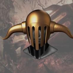 STL Hades Helmet - cosplay - GOD OF WAR, Bstar3Dprint
