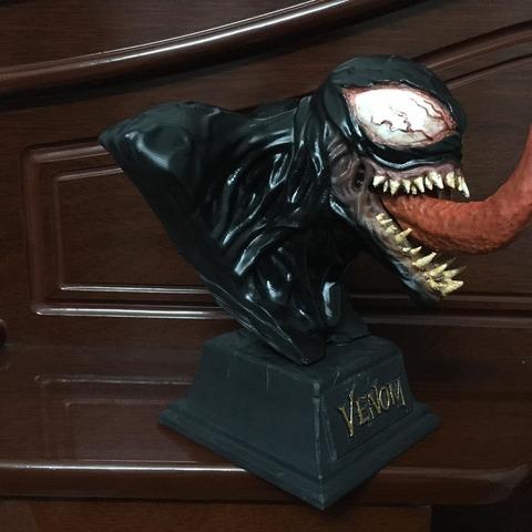 Download 3D print files Venom Bust - Marvel 3D print model, Bstar3Dart