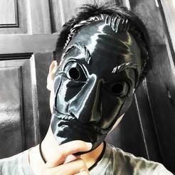 Download 3D printing files Money Heist Mask - La Casa de Papel Mask for Cosplay, Bstar3Dart