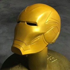 3D printer models IRONMAN HELMET - MARK 85 - FROM INFINITY WAR - ENDGAME - MARVEL, Bstar3Dprint