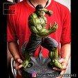 Descargar archivos 3D SUPER HULK - Super Héroe - Marvel, Bstar3Dart