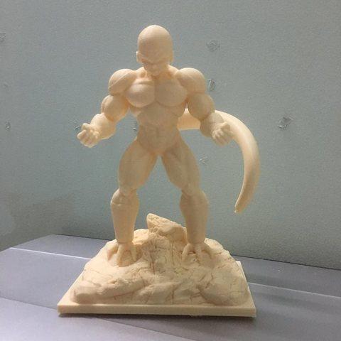 Download 3D print files Frieza - Dragon Ball Z, Bstar3Dart